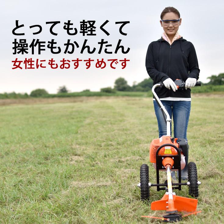 刈払機 刈り払機 草刈機 草刈り ガーデニング ガーデン 花 DIY 雑草 庭