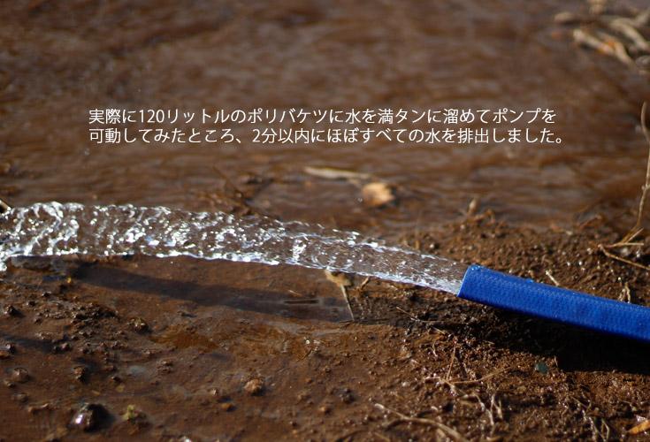 ポンプ 水ポンプ ウォーターポンプ 花 ガーデン DIY ガーデニング 灌水