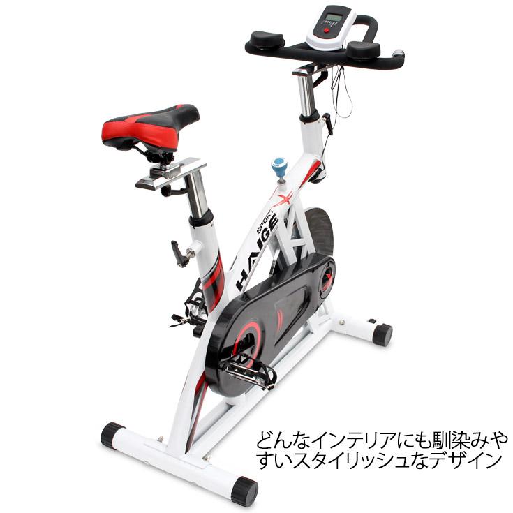 エクササイズ YX-5002 スピンバイク フィットネス ダイエット器具